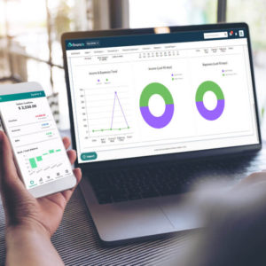 Using Financio software on different devices